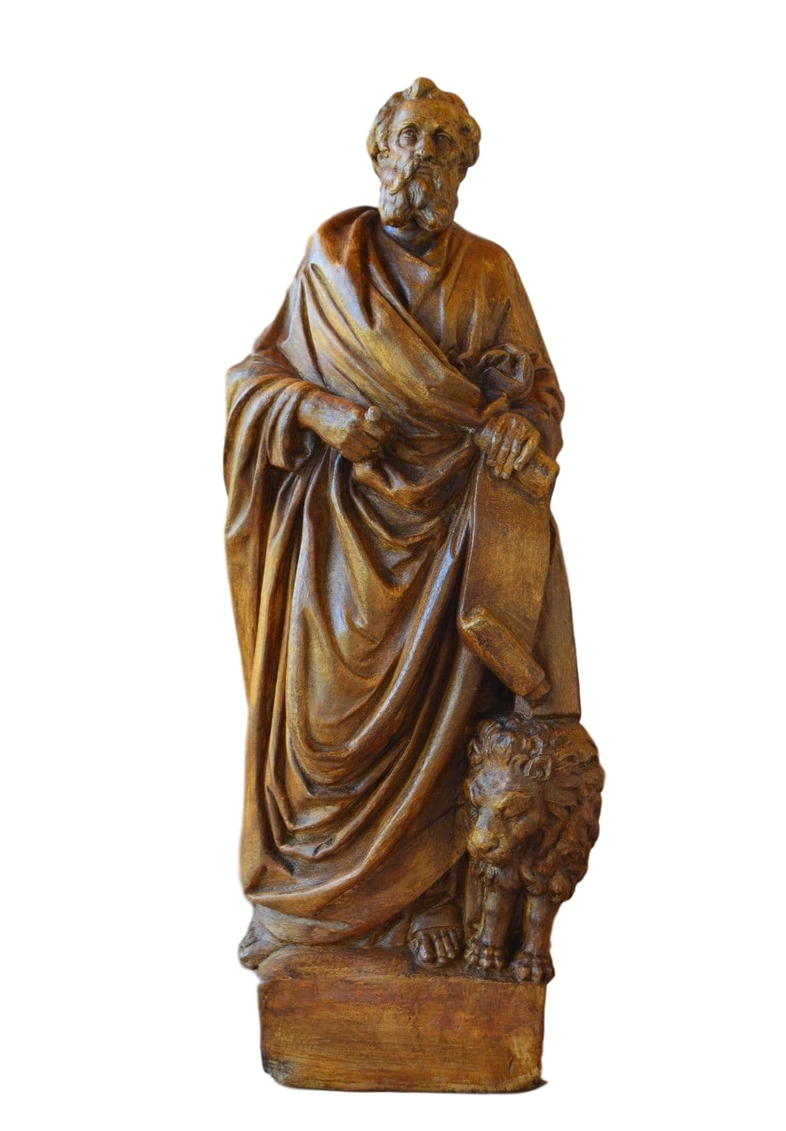 Saint Mark Statue - Charmantiques