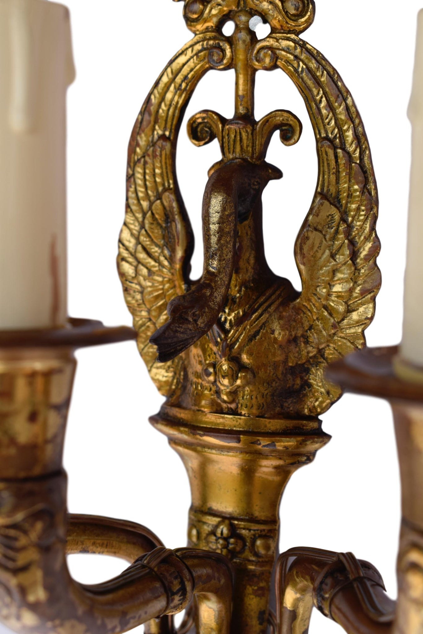Empire Wall Sconce - Charmantiques