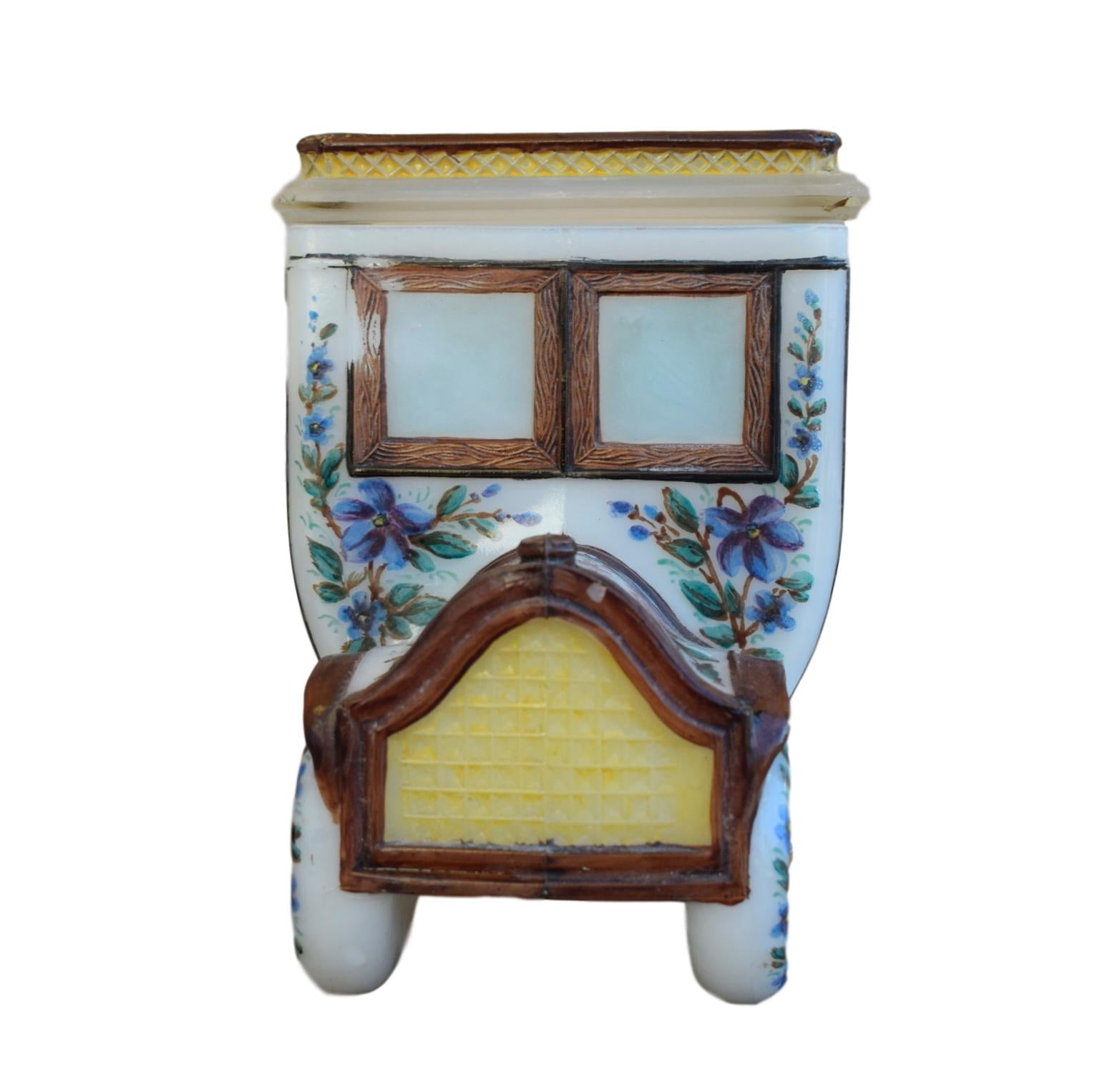Portieux Opaline Car Candy Jar
