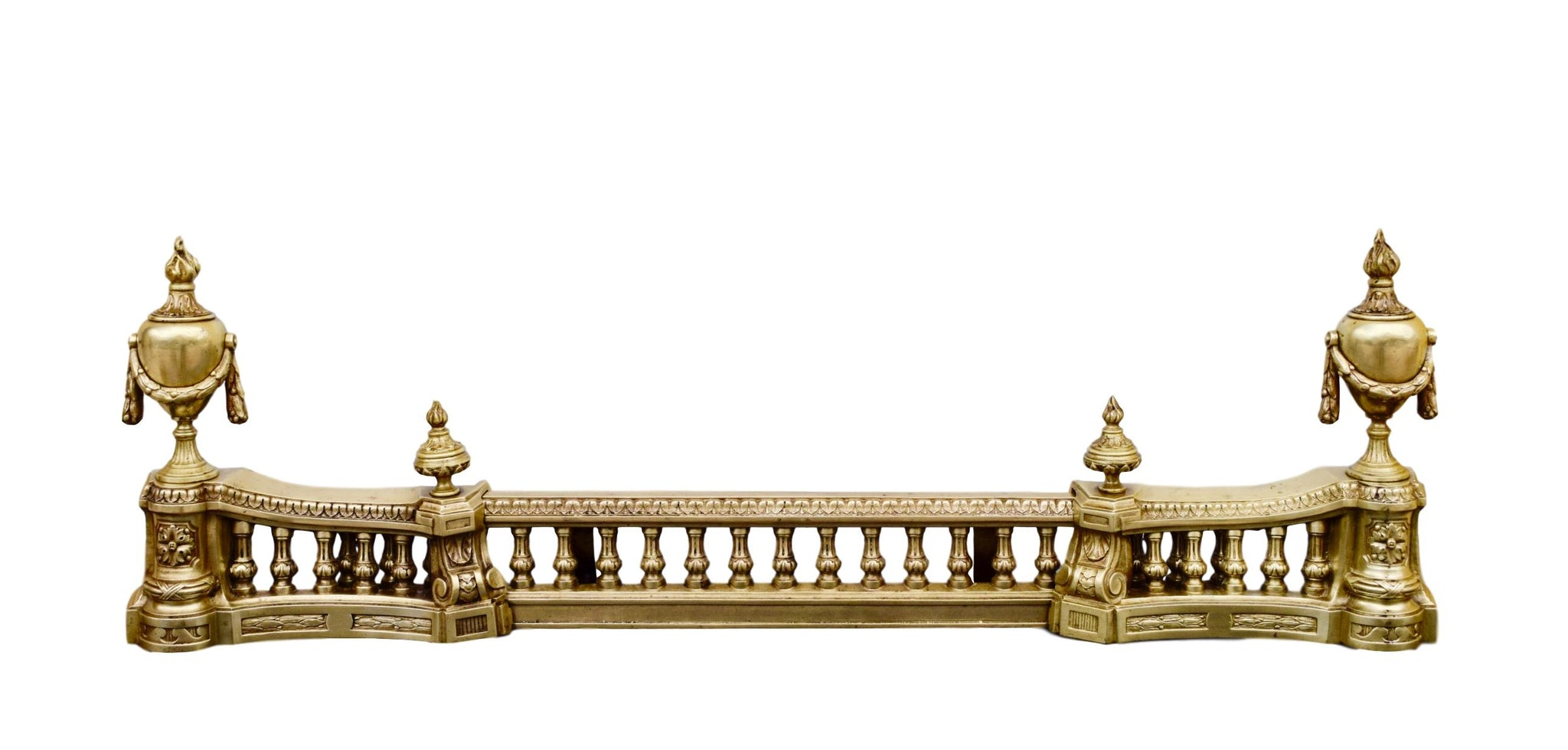 Louis XVI Fireplace Set - Charmantiques