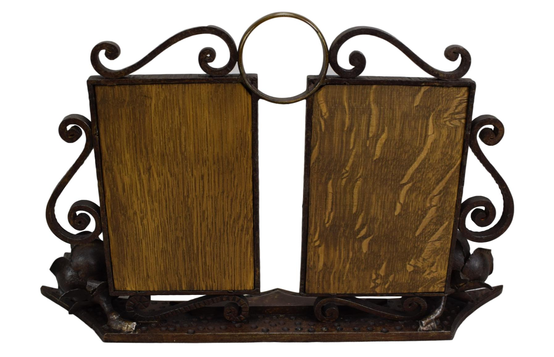 Wrought Iron Photo Frame - Charmantiques