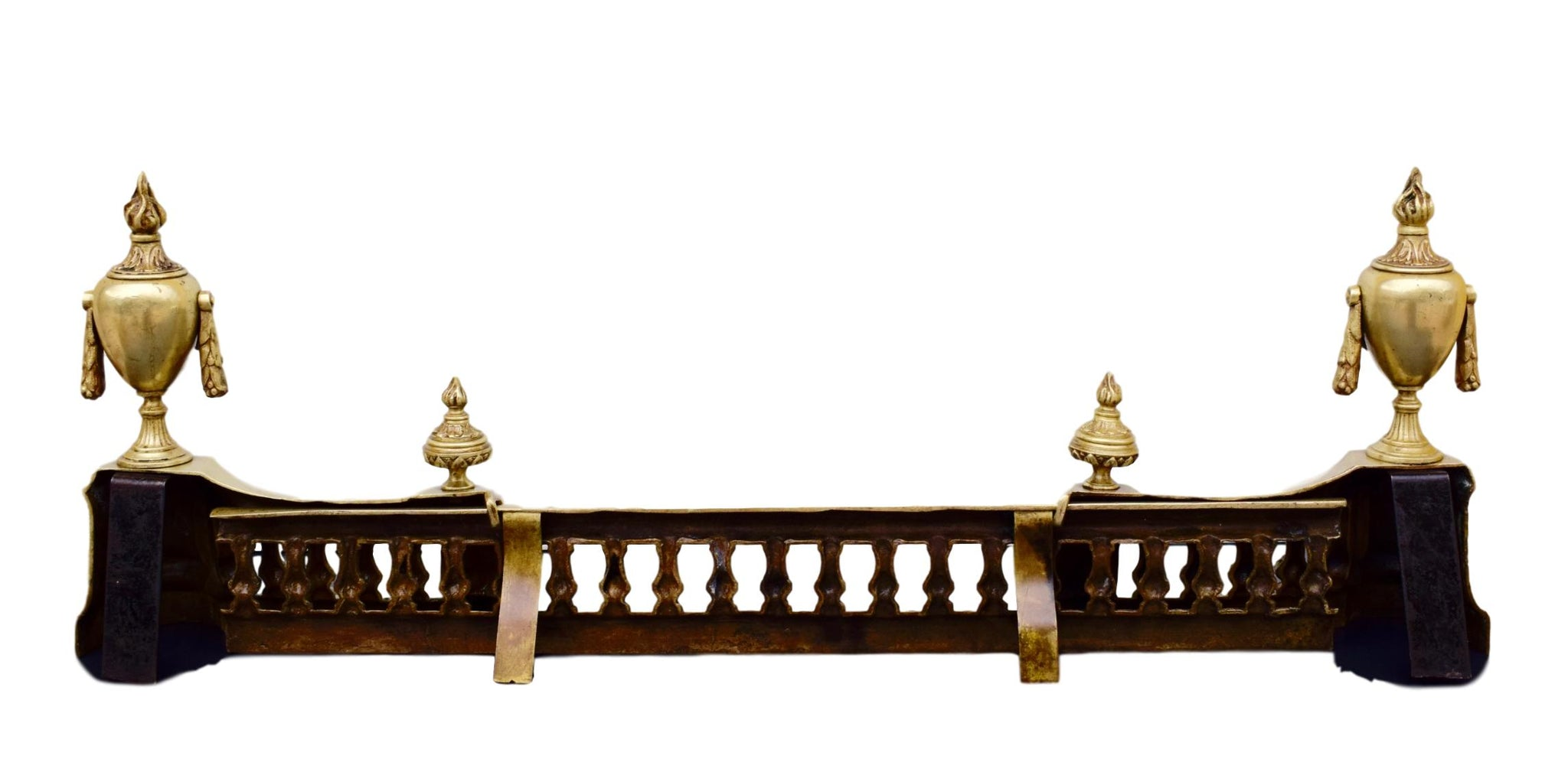 Louis XVI Fireplace Set