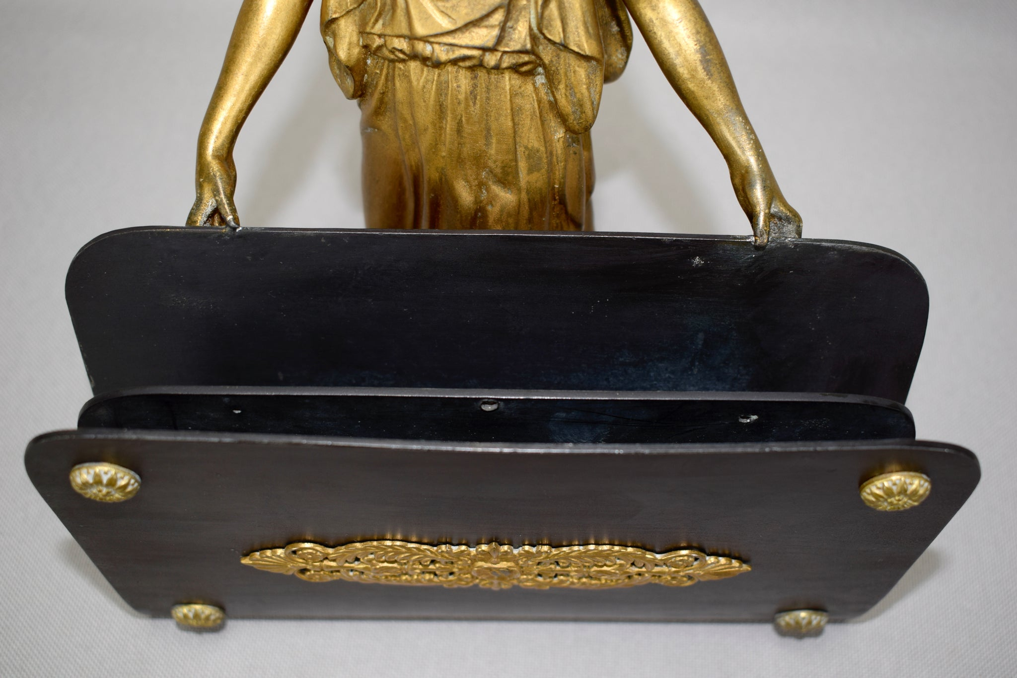 Neoclassical Letter Holder - Charmantiques