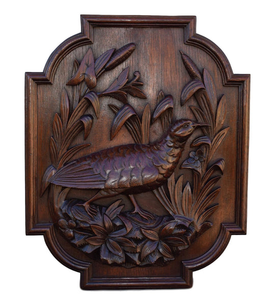 Black Forest Wall Panel - Charmantiques