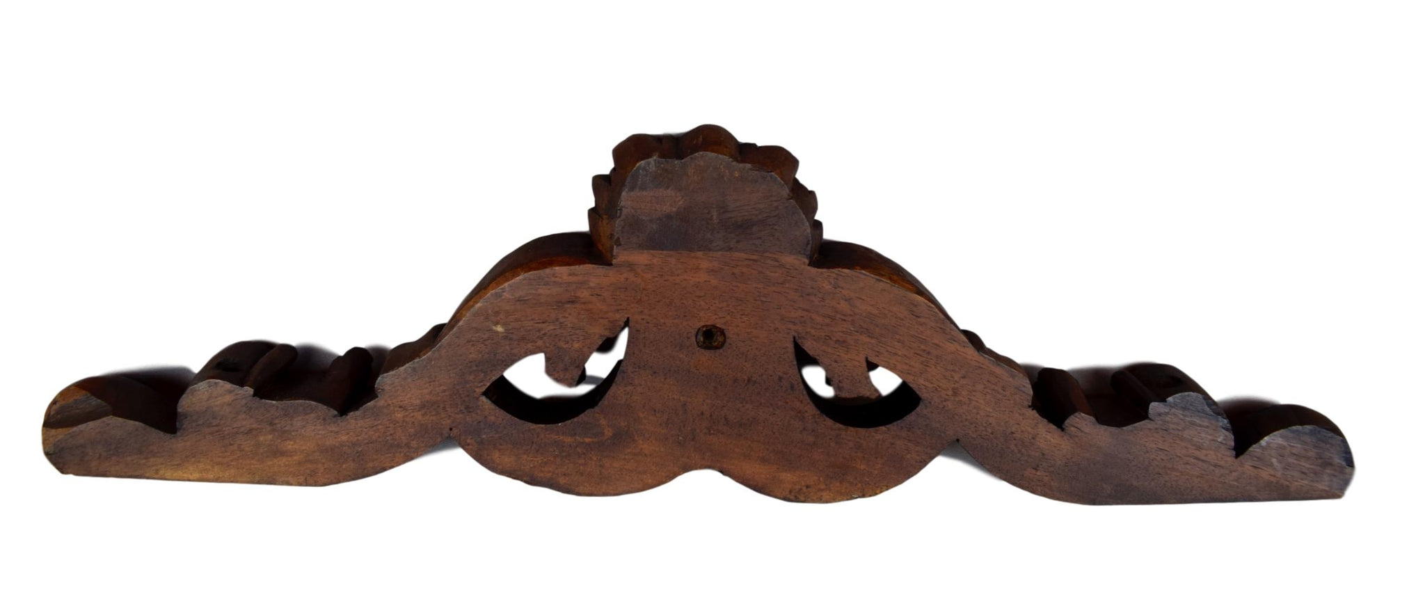 Wood Pediment - Charmantiques