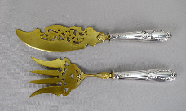 Fish Serving Implement - Charmantiques