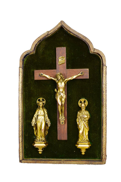 Calvary Standing Cross - Charmantiques