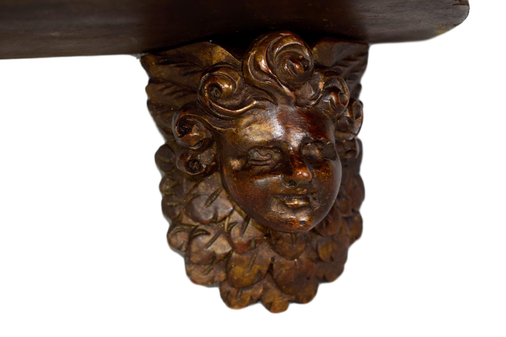 Angels Wood Bracket - Charmantiques