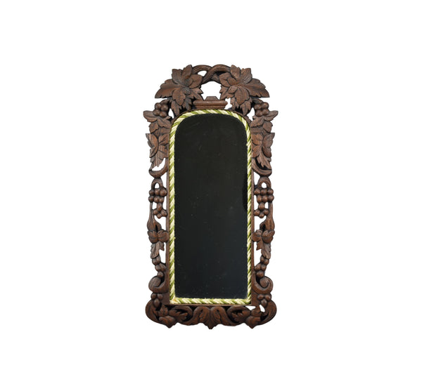 Wood Mirror - Charmantiques