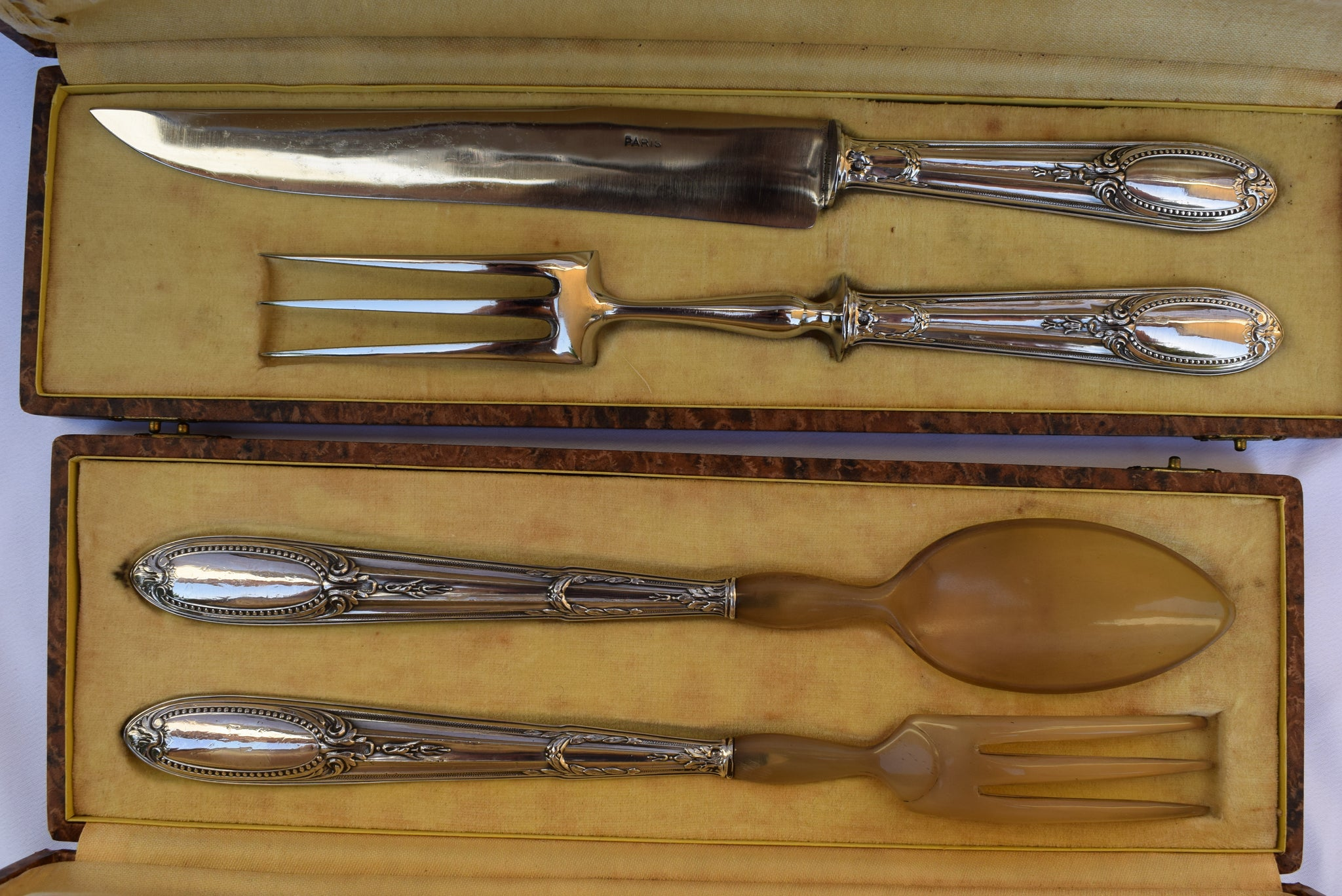 4pc Salad & Carving Set - Charmantiques
