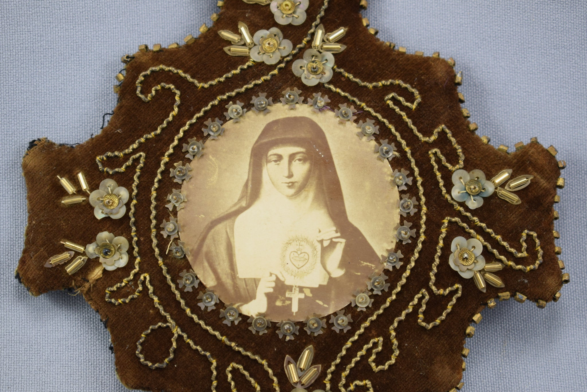 Saint Marguaret Mary Alacoque - Charmantiques