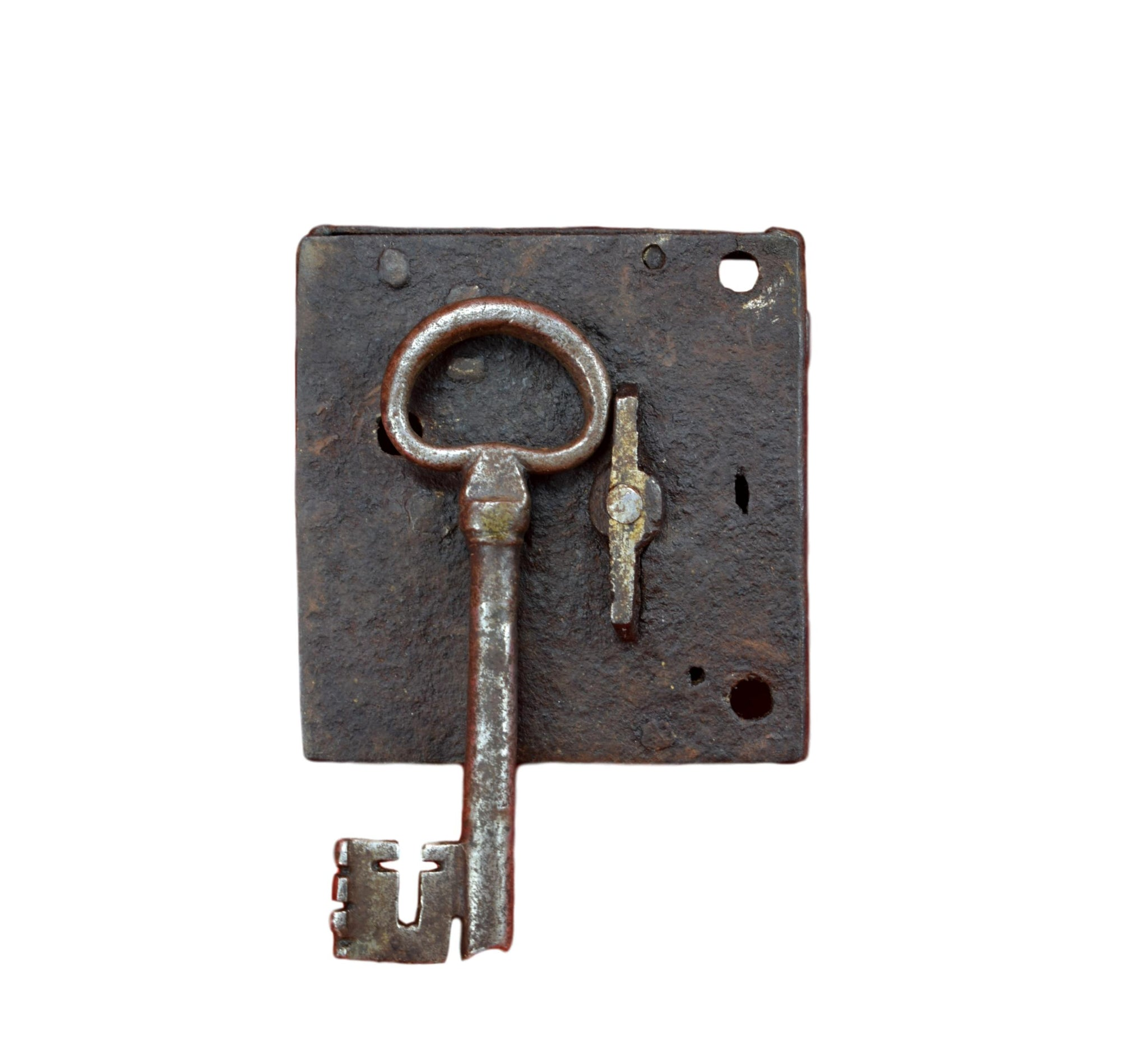 17th.C Lock - Charmantiques