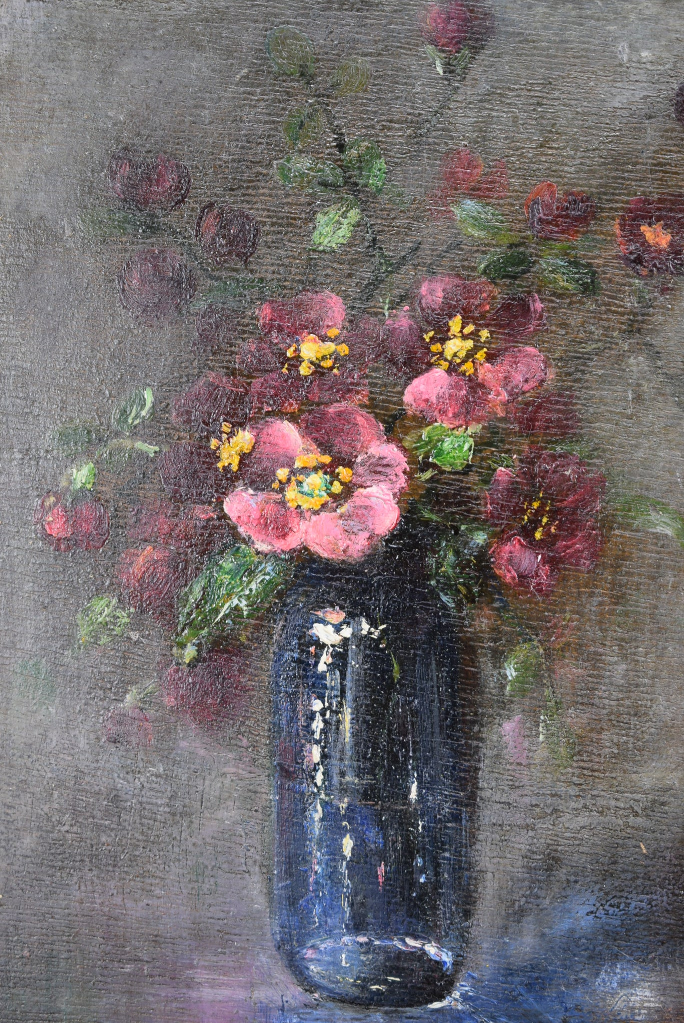 Bunch of Flowers Painting - Charmantiques