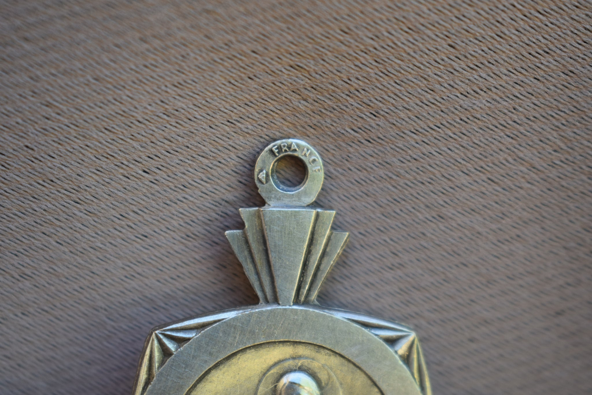 Cross Communion Medal - Charmantiques