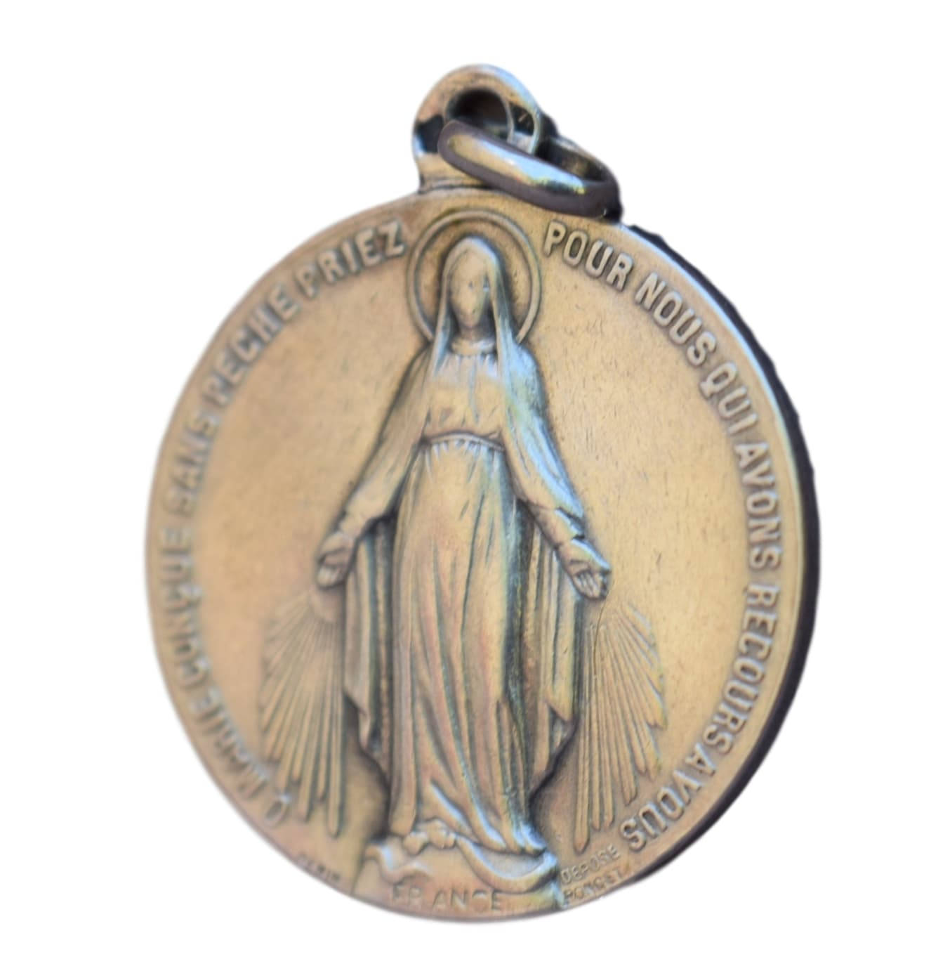 Miraculous Medal by Penin - Charmantiques
