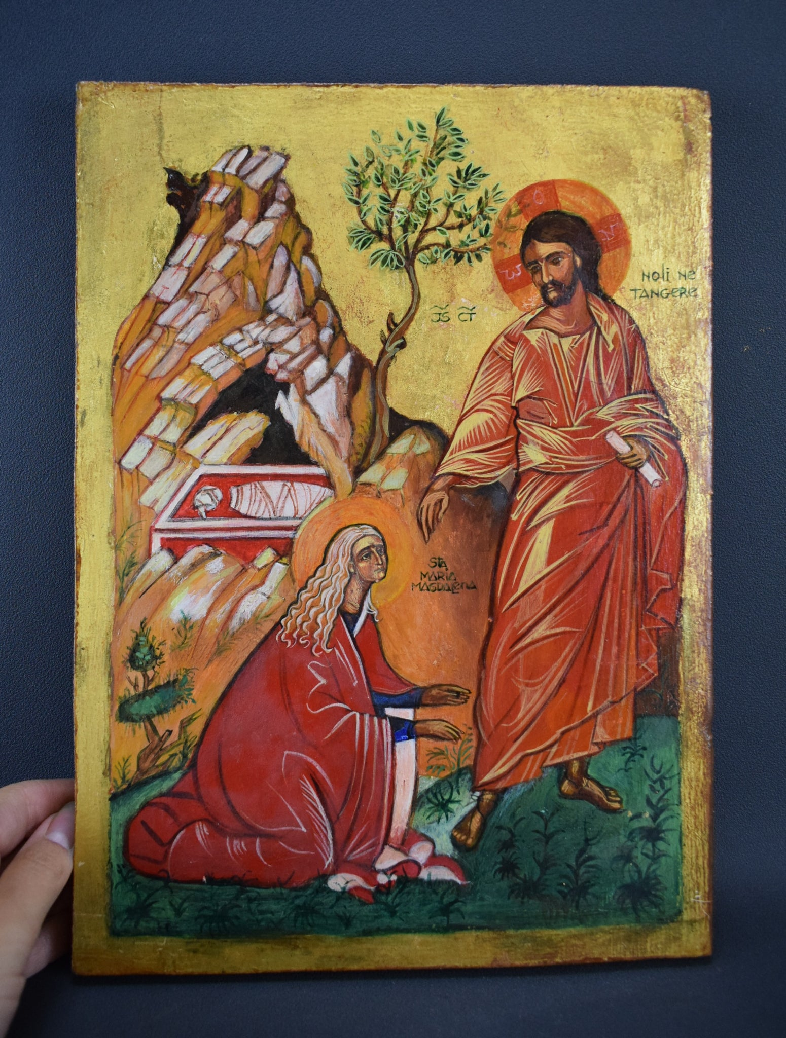 Jesus & Mary Magdalene in the Garden
