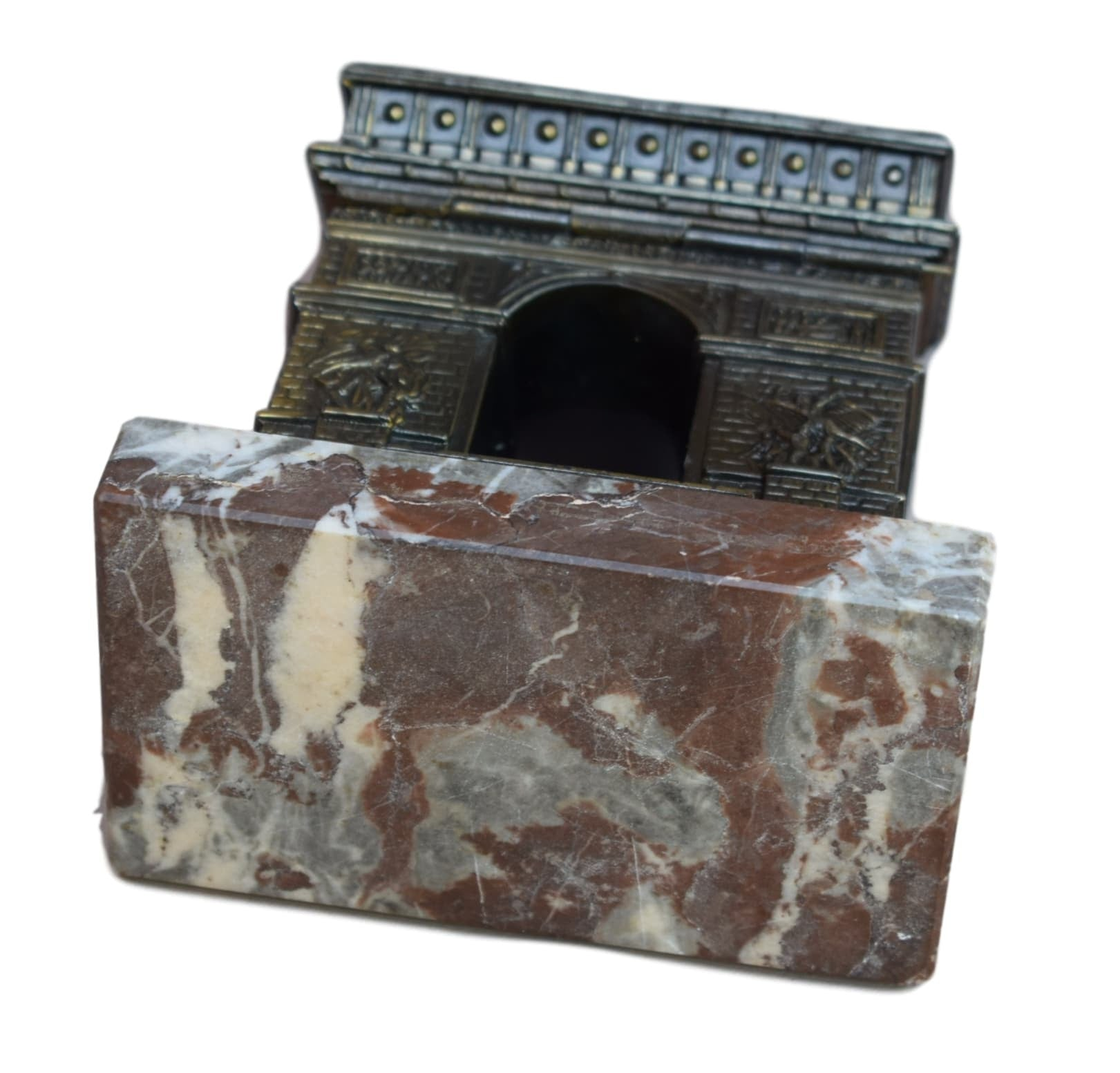 Arch of Triumph Paris Hinged Box - Charmantiques