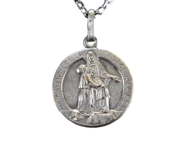 St Catherine of Laboure Medal by Penin Apparition of the Virgin Mary Holy Patron Saint of Seniors