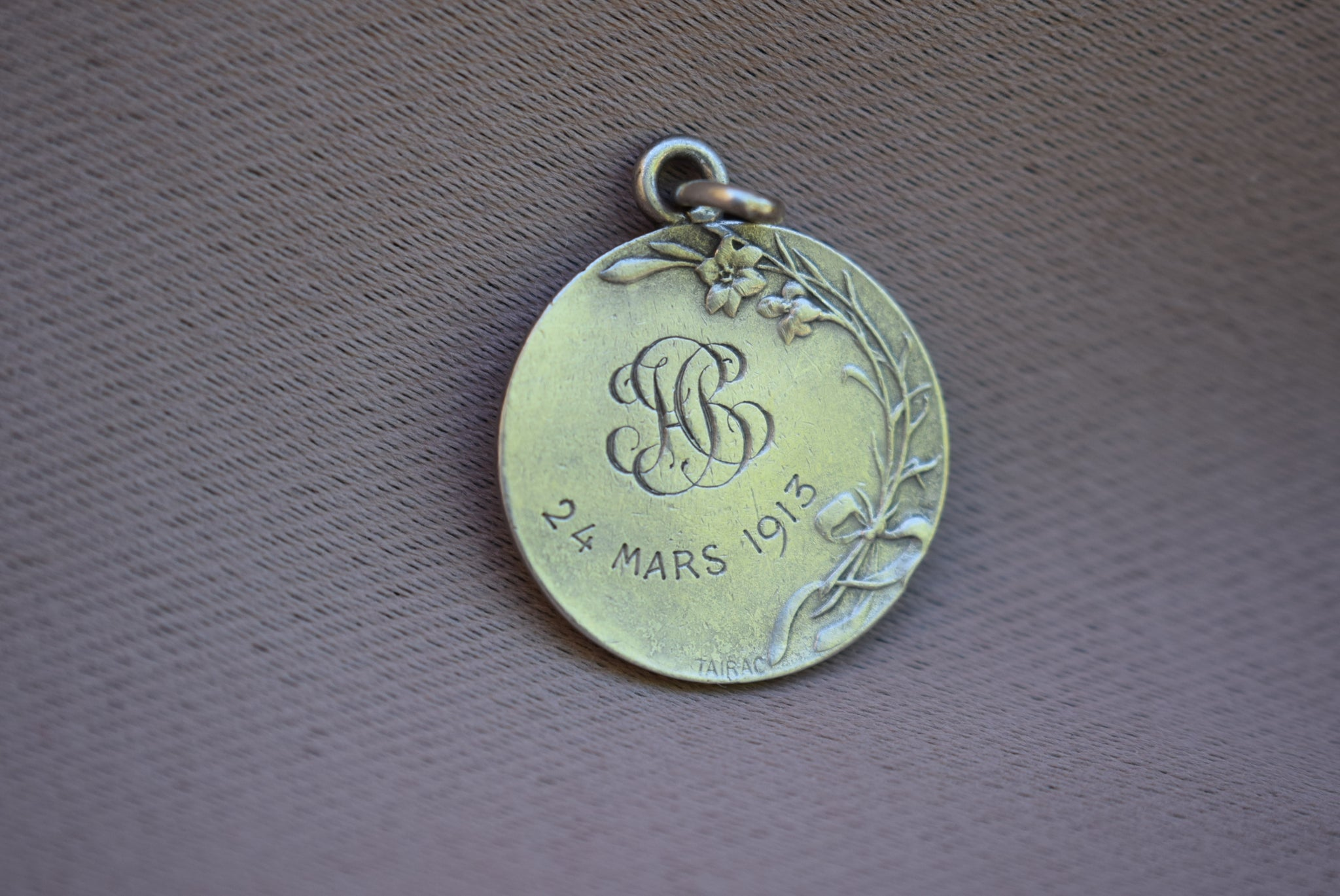 Mary Medal by Kinsburger - Charmantiques