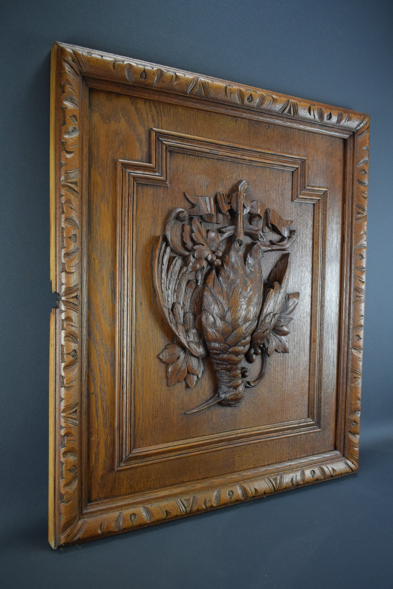 Game Bird Wall Plaque - Charmantiques