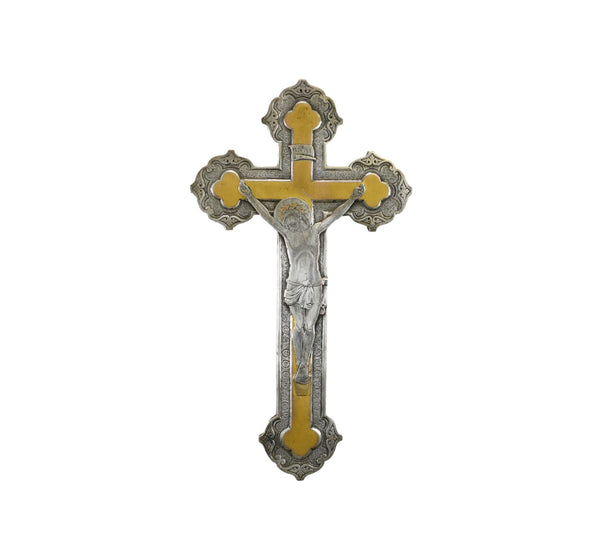 Engraved Wall Cross - Charmantiques