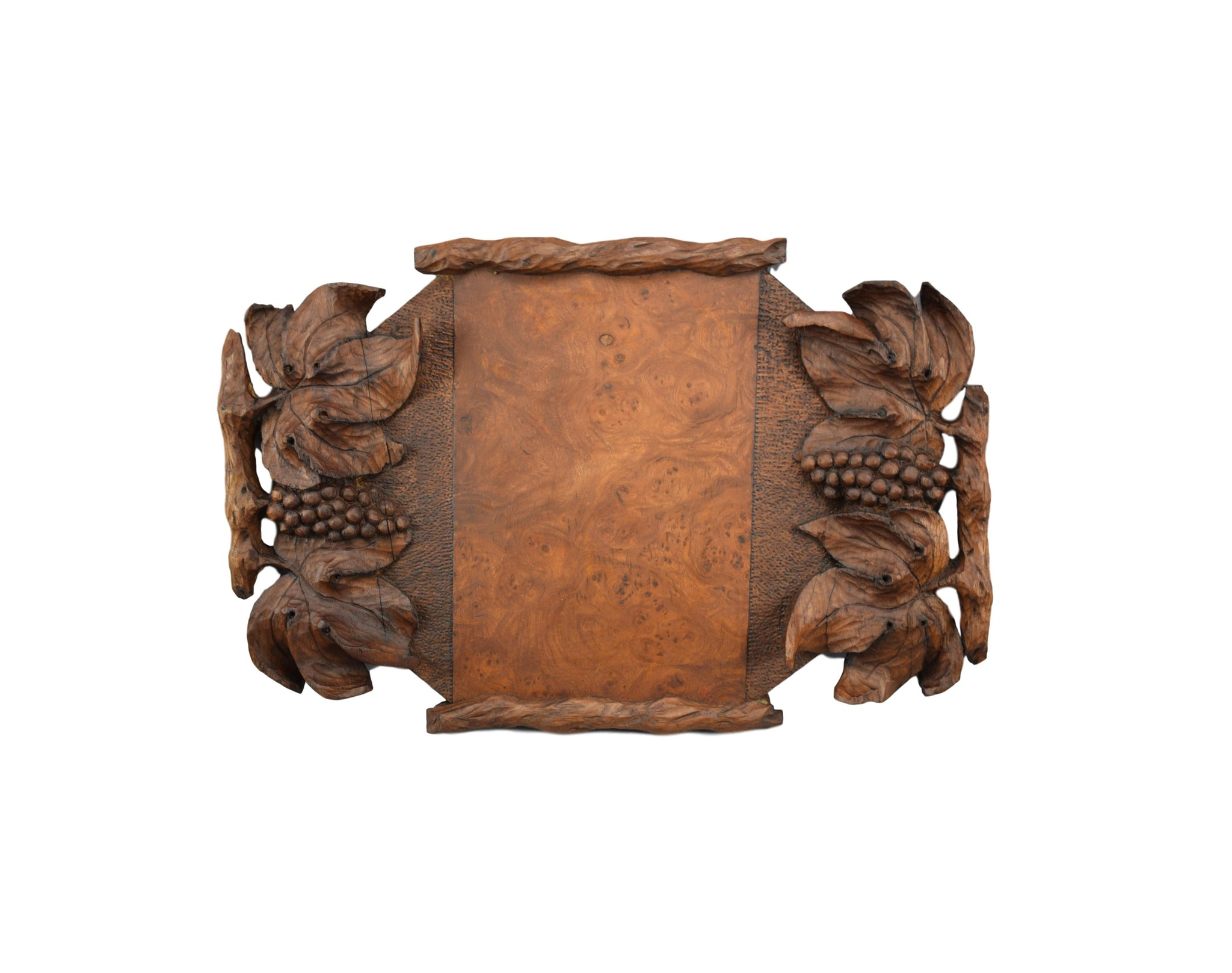 Carved Tray - Charmantiques