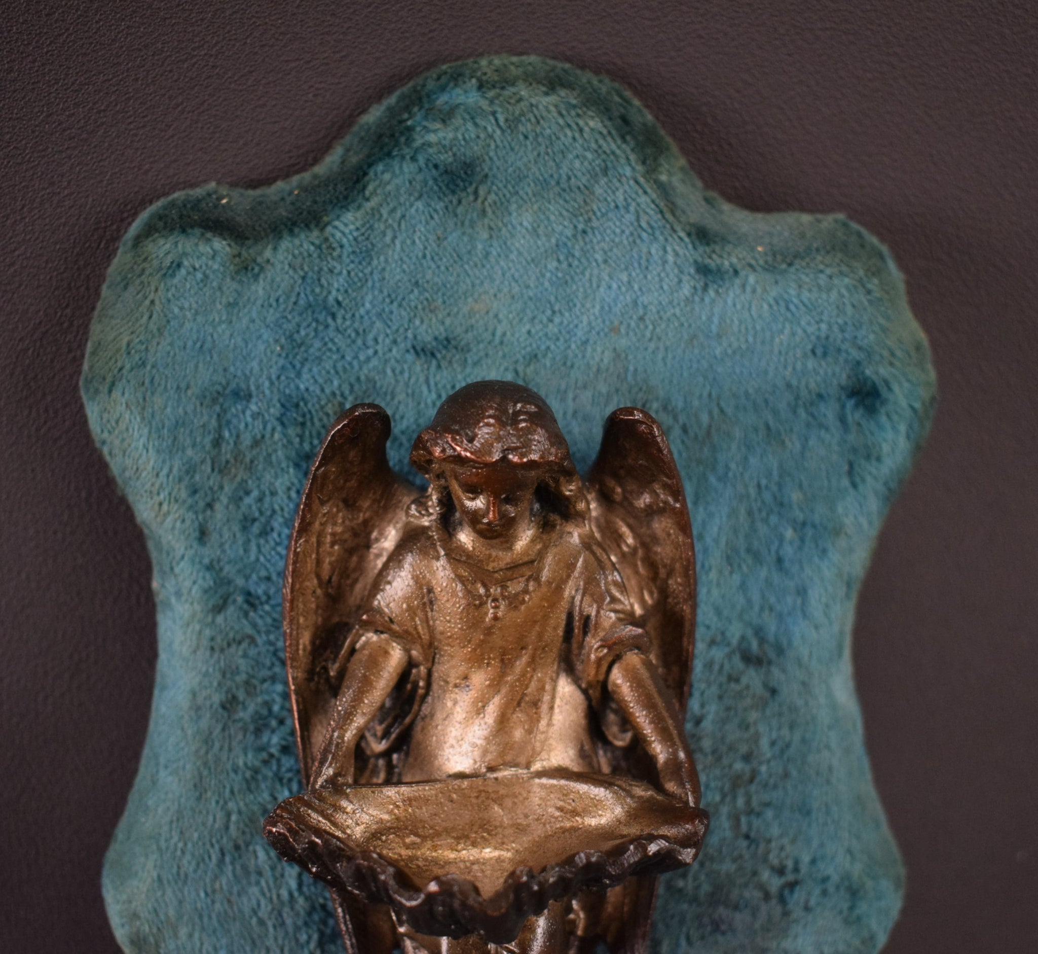 Angel Holy Water Font - Charmantiques