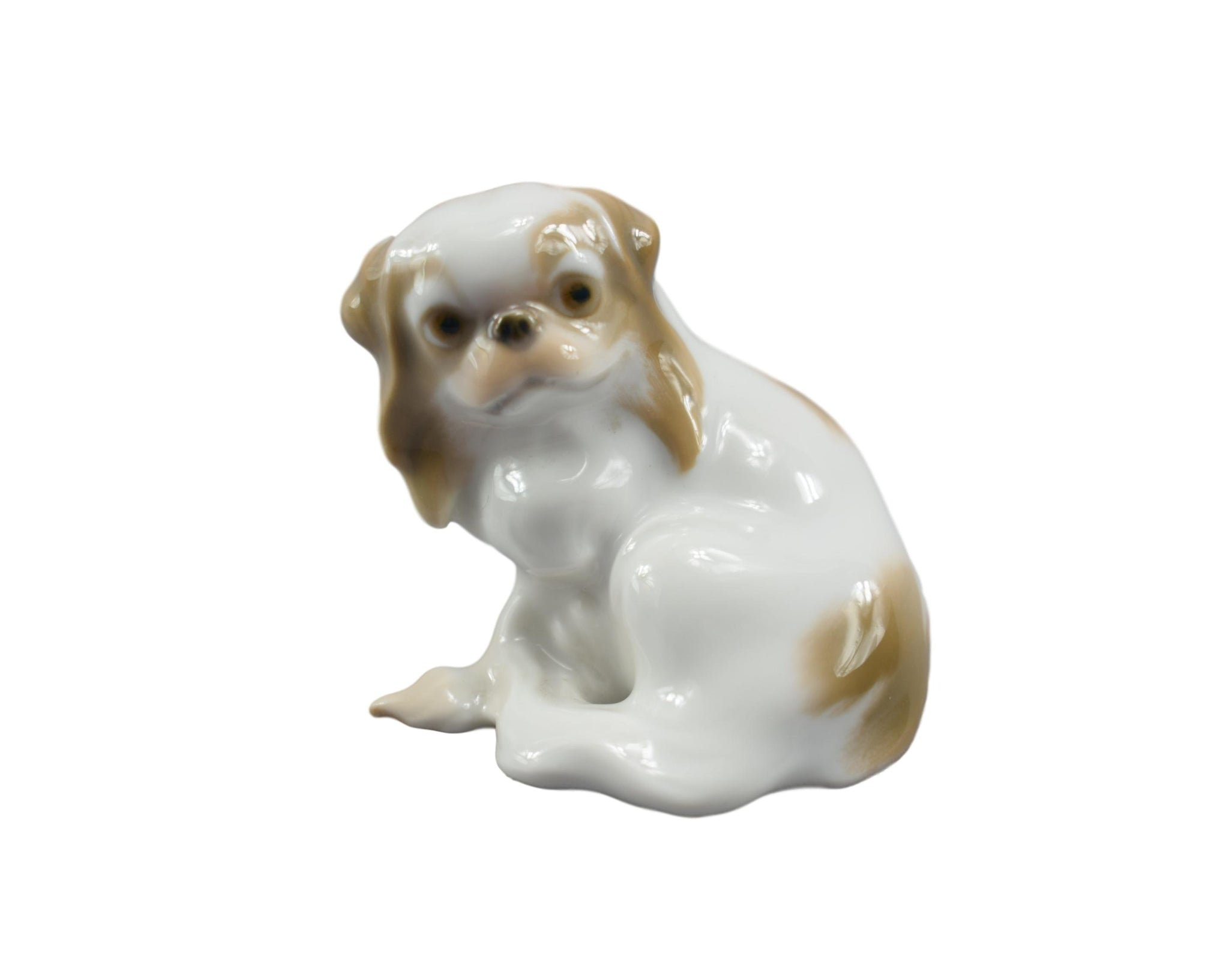 Bing & Grondahl Cavalier King Charles - Charmantiques
