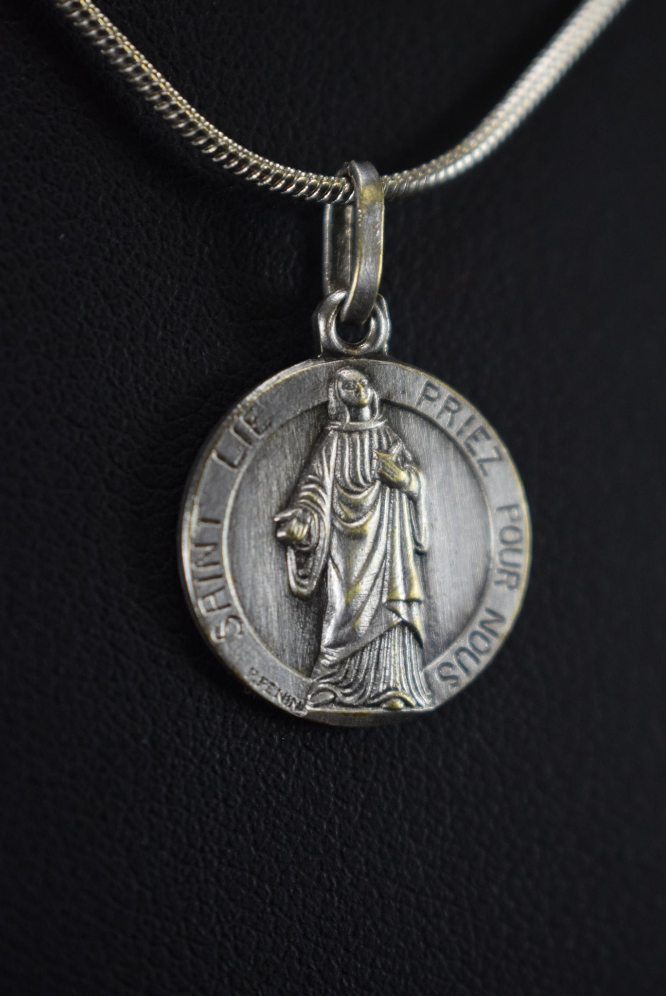 St Lie Medal by Penin - Charmantiques