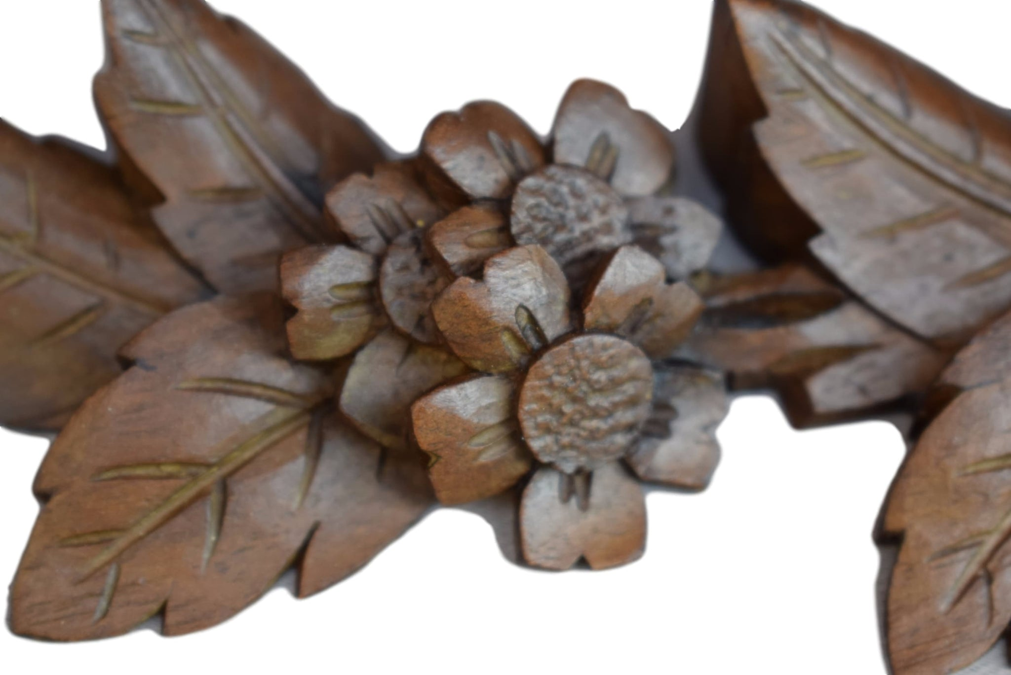Wood Blossom Branch - Charmantiques