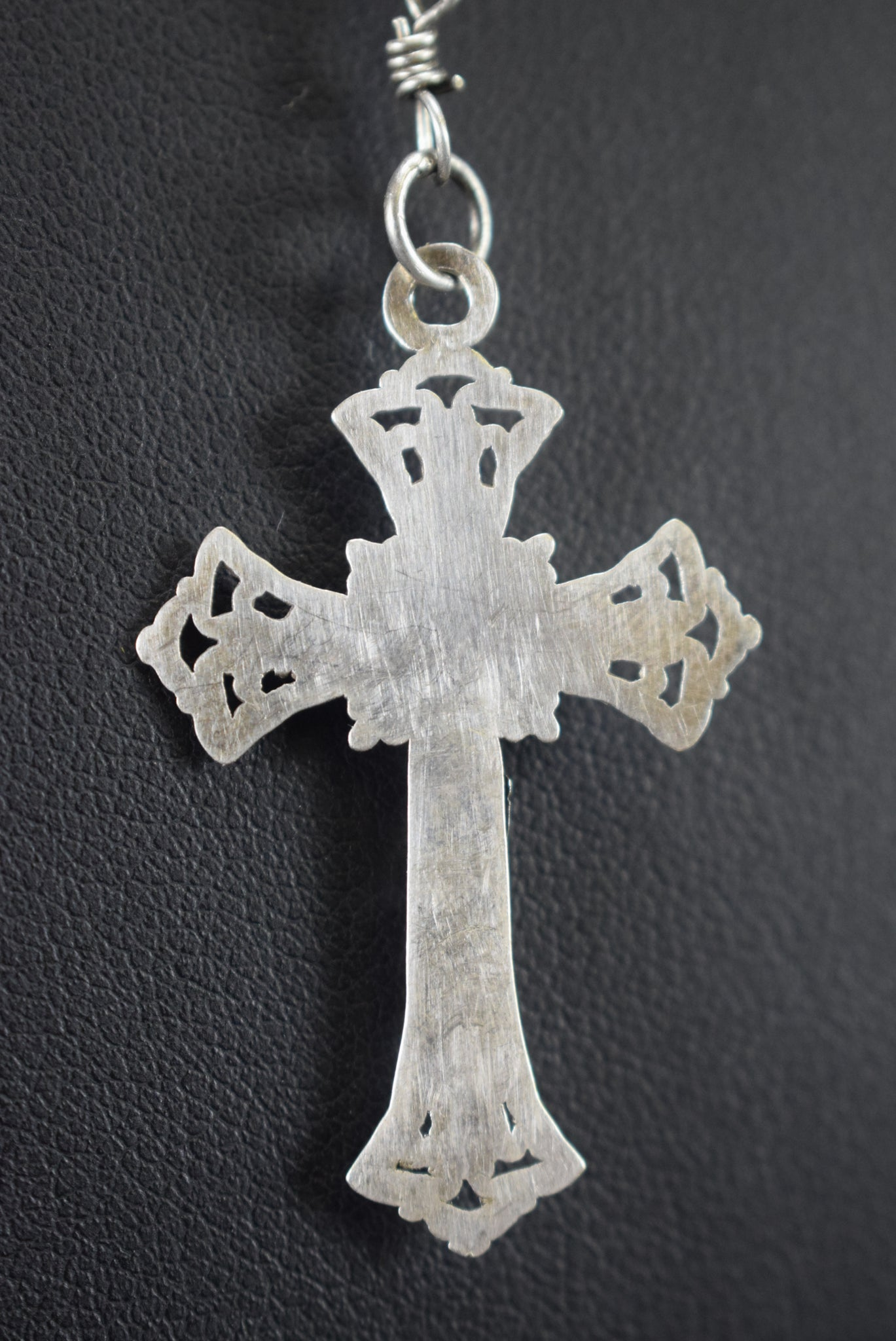 Sterling Silver Rosary - Charmantiques