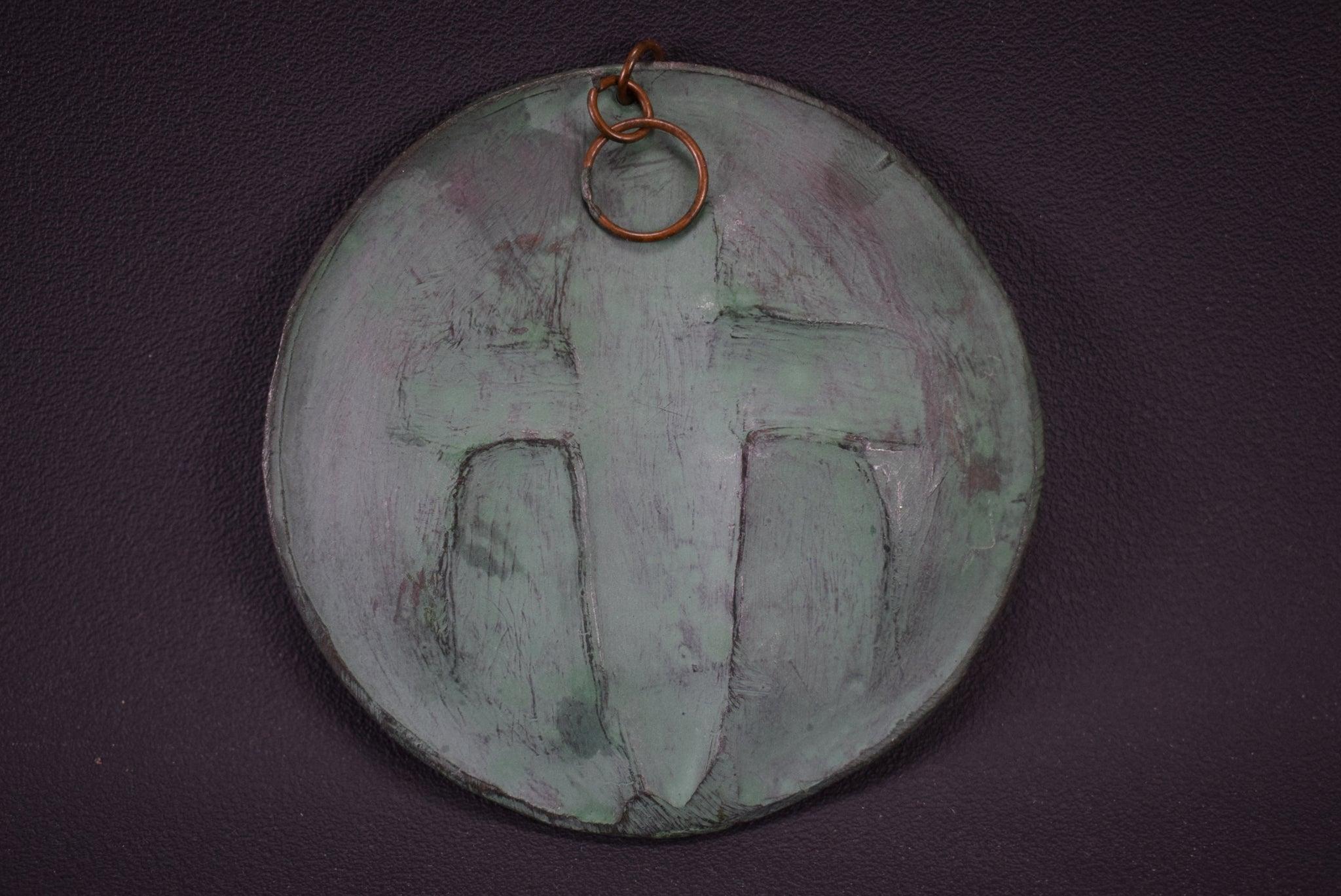 Cross Medallion