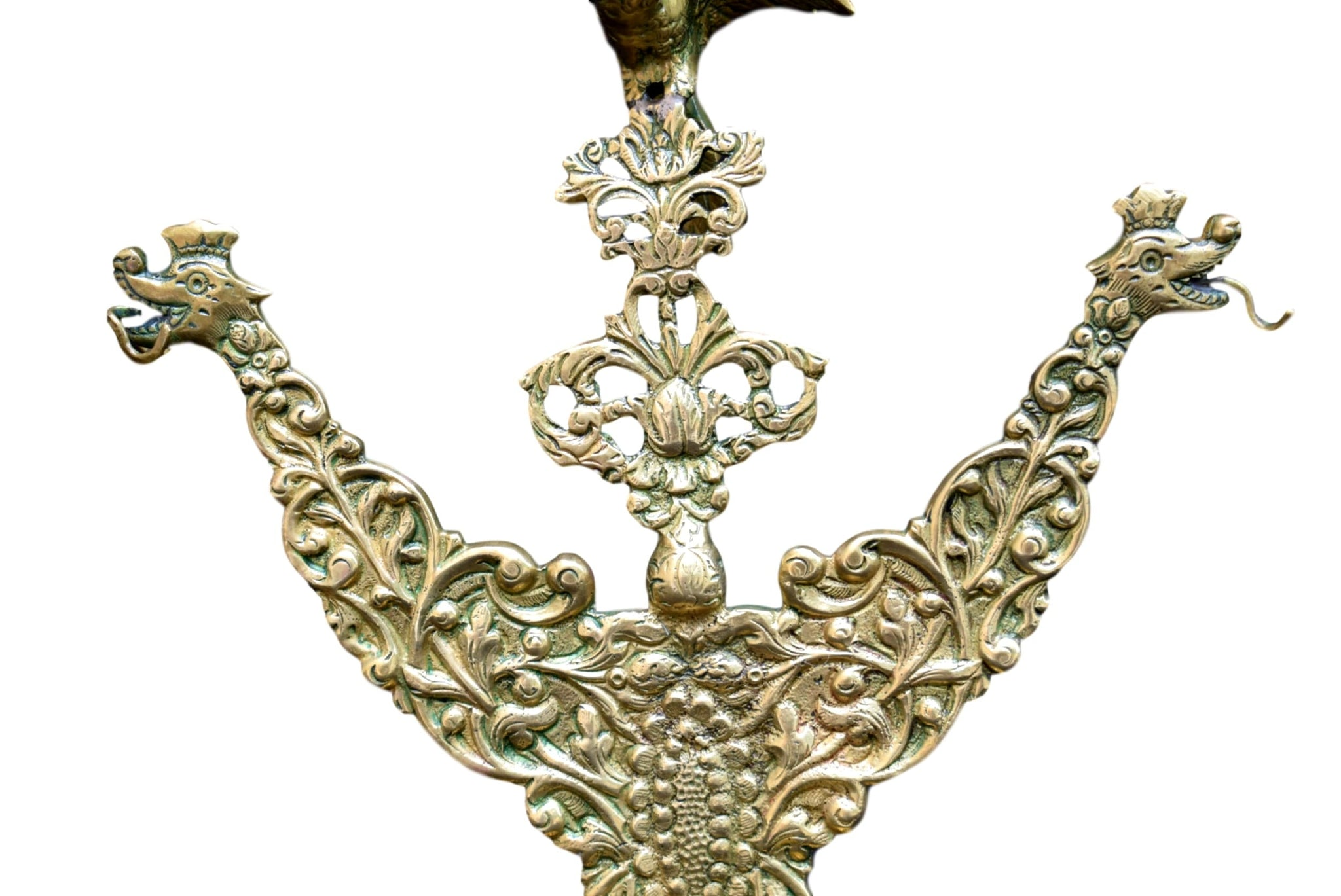 French Antique Napoleon III Necklace Jewelry Stand - Charmantiques