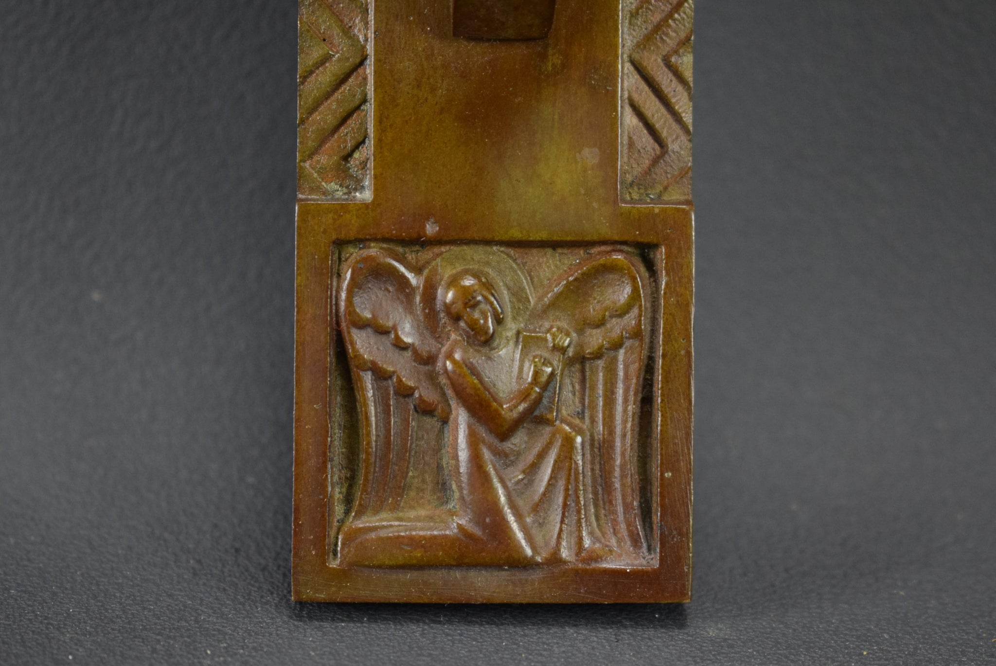 Four Evangelists Wall Crucifix