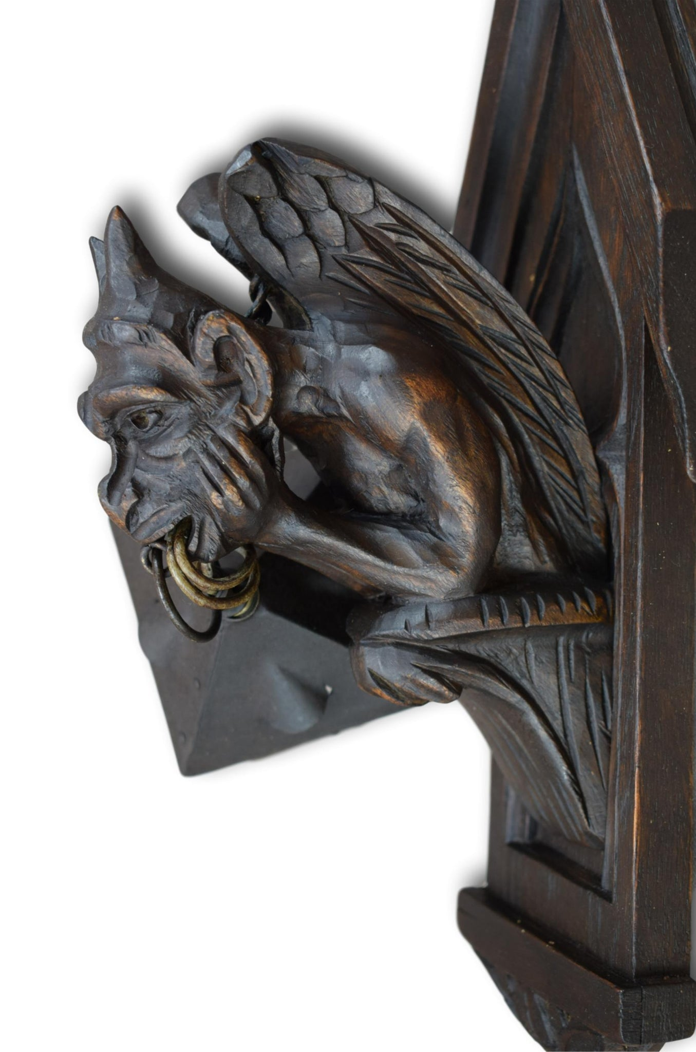 Gargoyle Wall Sconce - Charmantiques