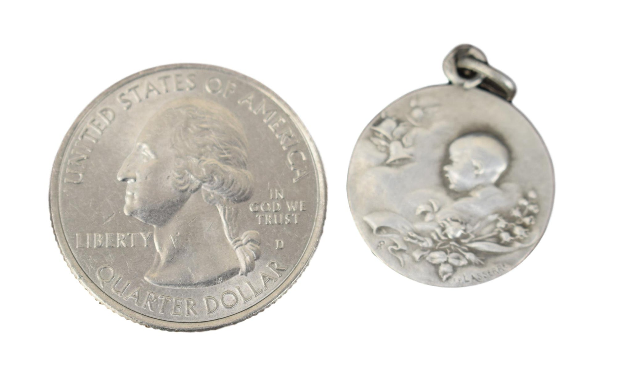 Birth Gift Medal - Charmantiques