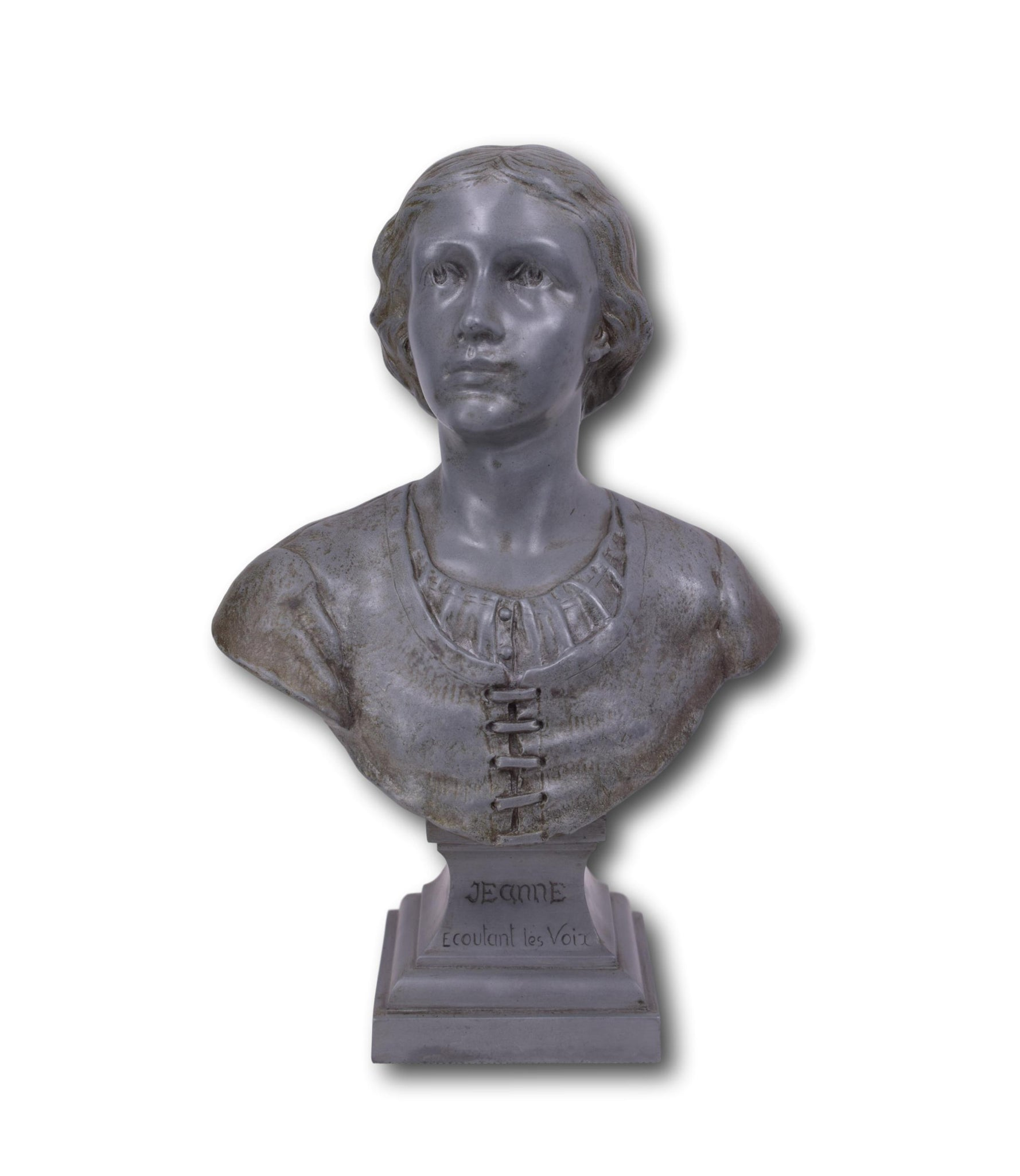St Joan of Arc Bust - Charmantiques