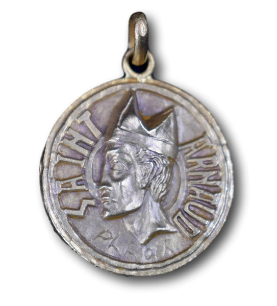 French Religious Medals - Antiques and Vintage - Catholic Gifts