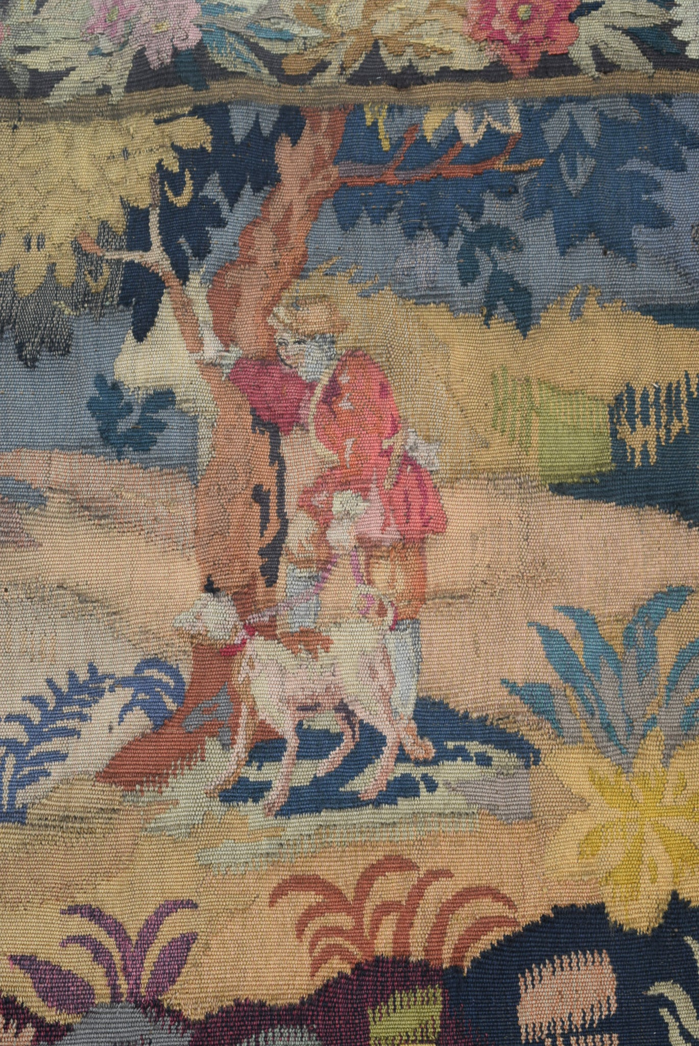 Aubusson Tapestry - Charmantiques