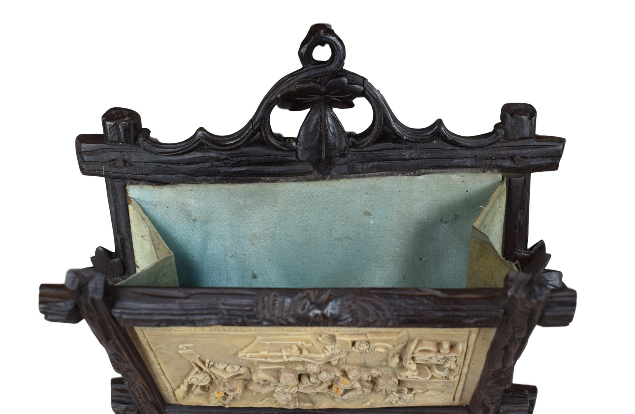 Black Forest Wall Letter Holder - Charmantiques