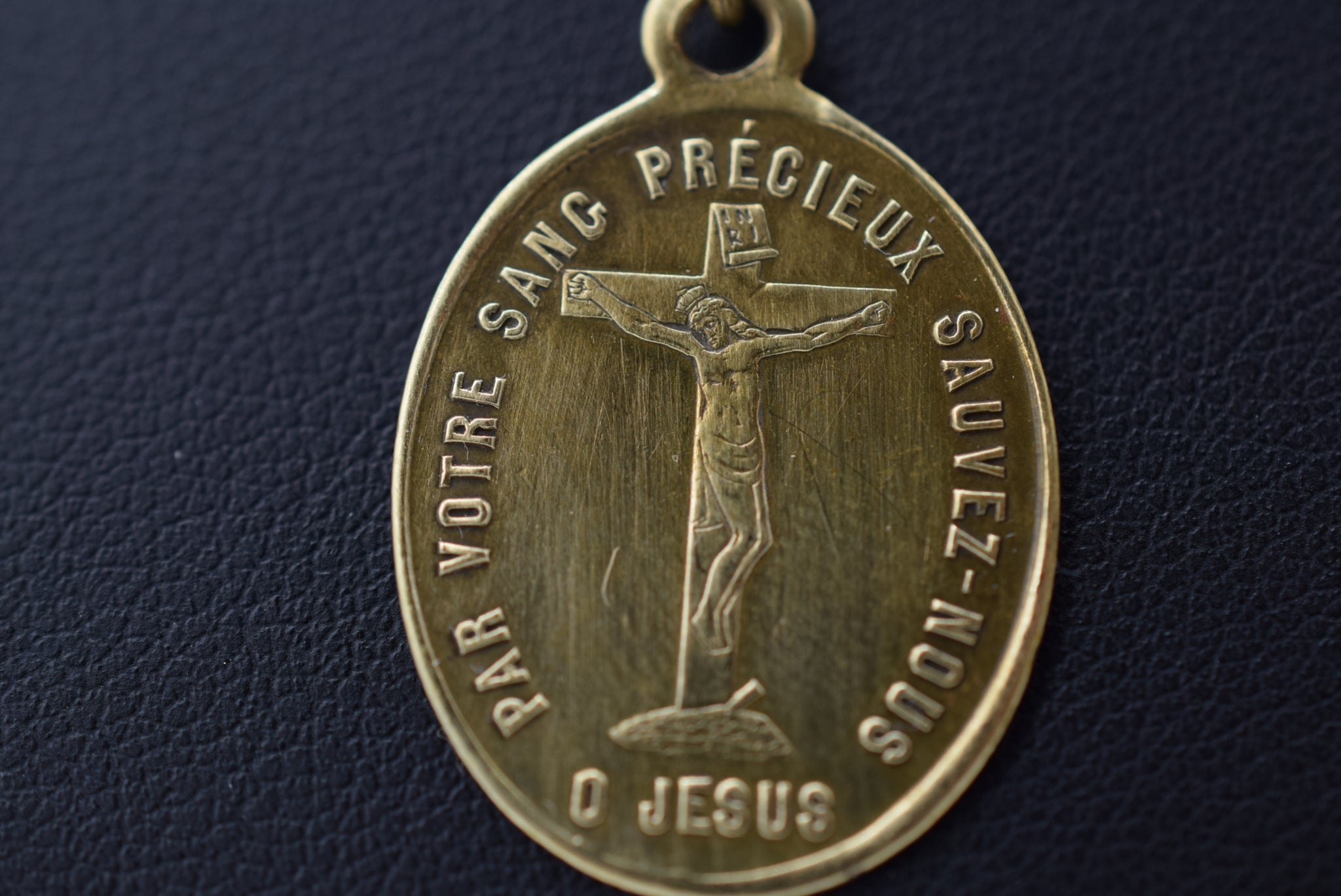 Holy Blood of Jesus Medal