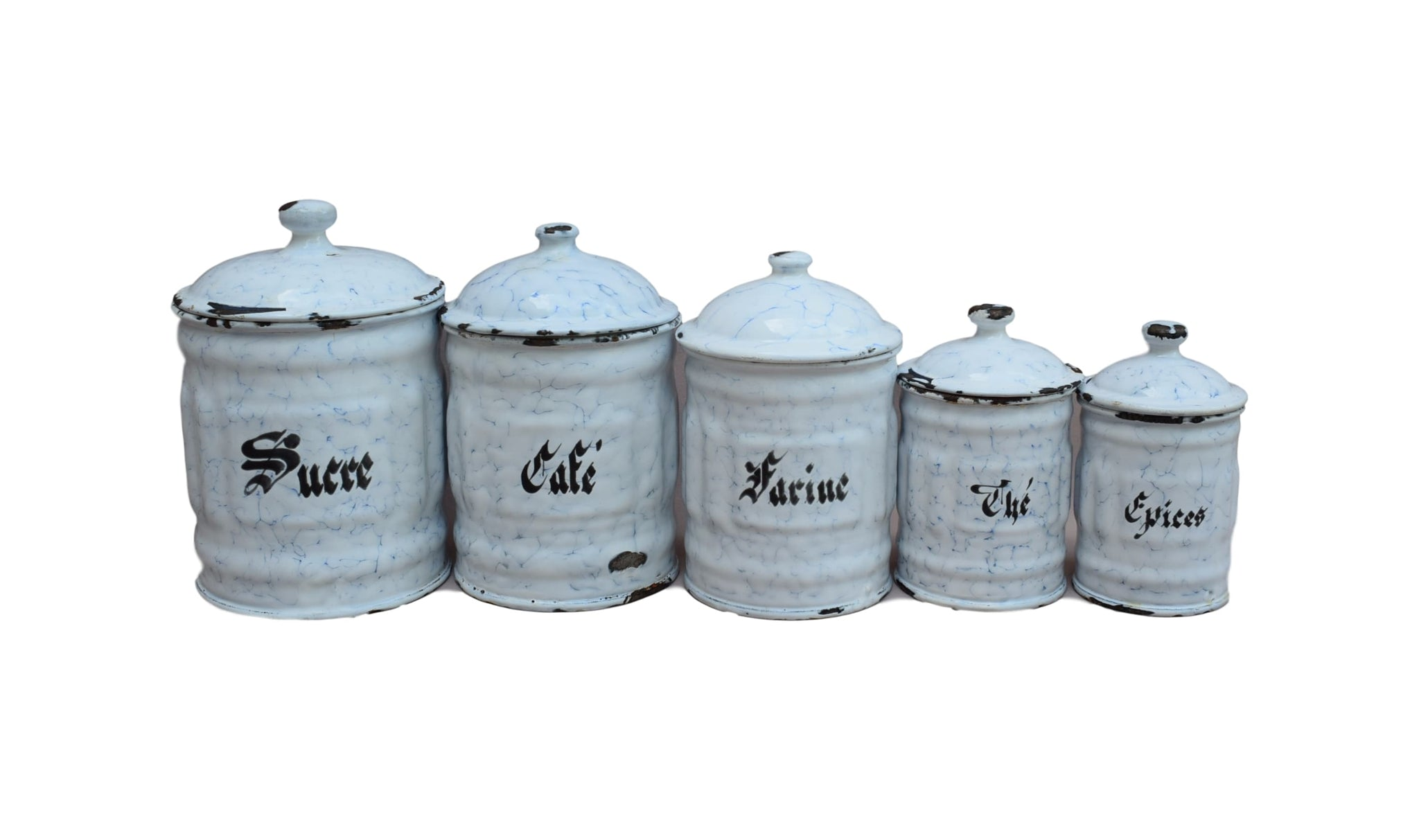 Storage Canisters - Charmantiques