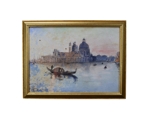 Venice Watercolour - Charmantiques