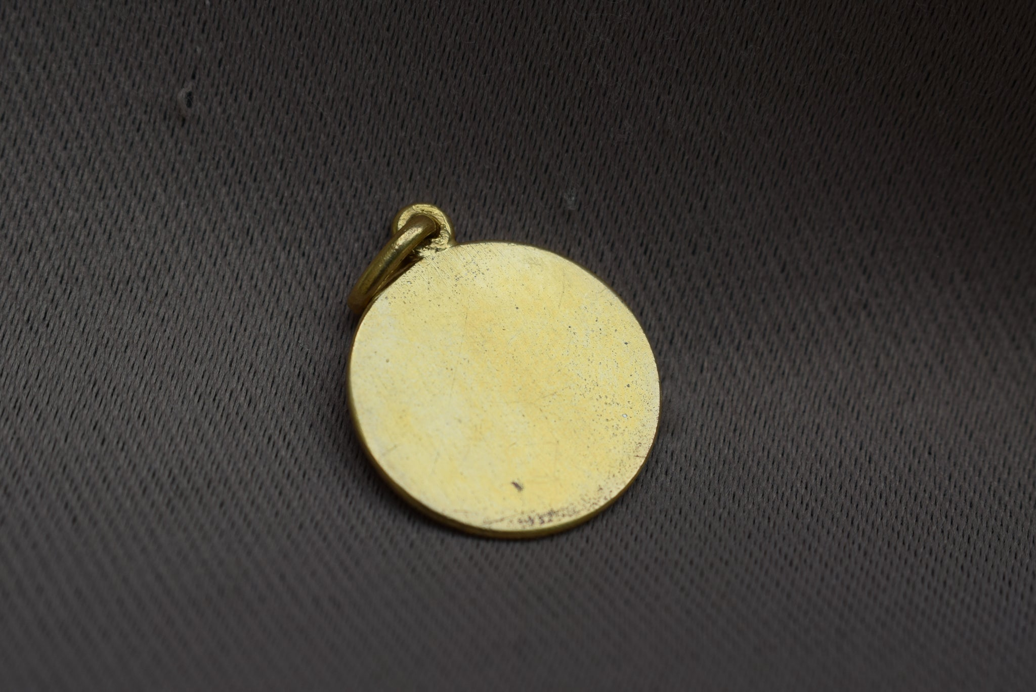 St Clare Medal - Charmantiques