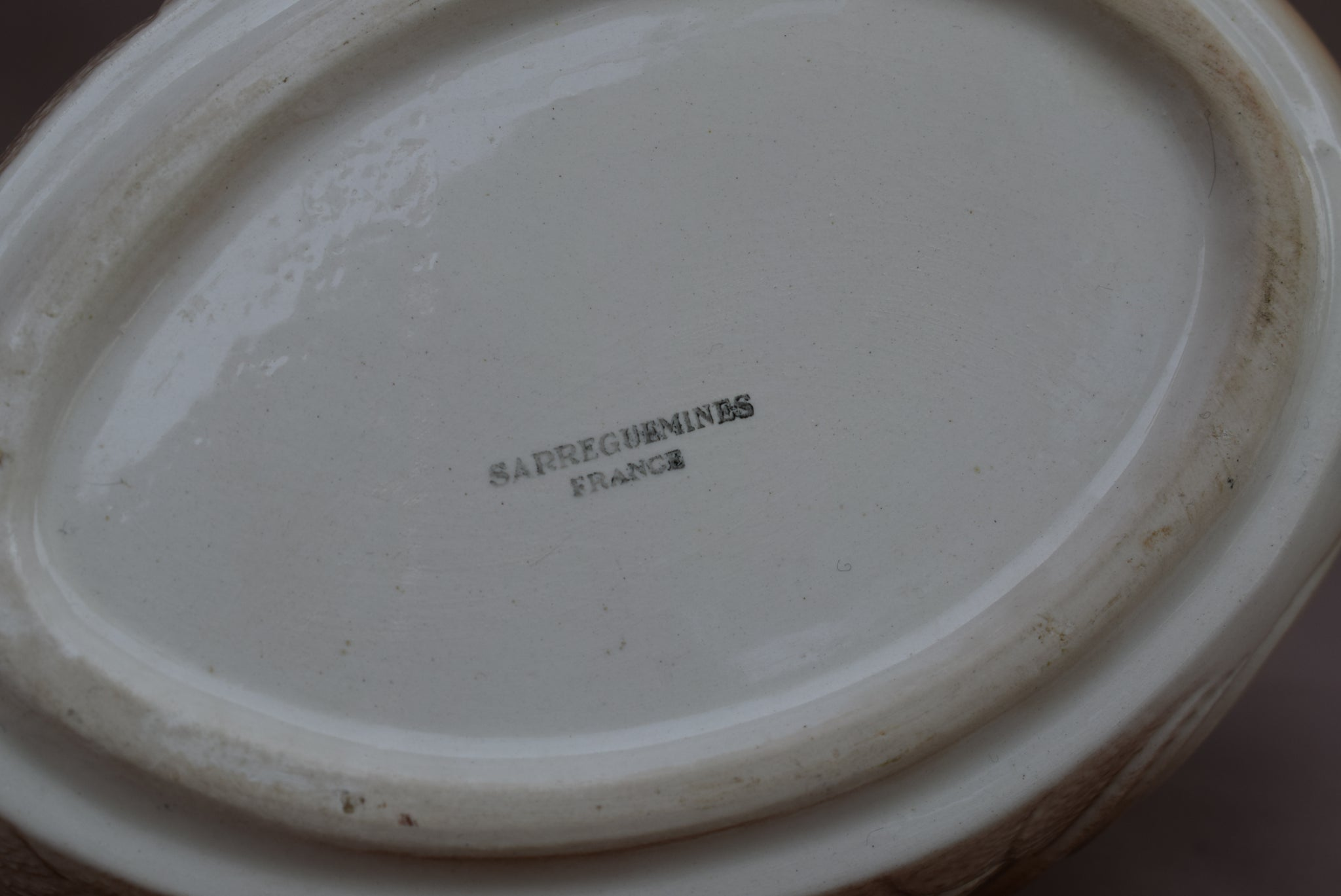 Fish Sauce Bowl - Charmantiques