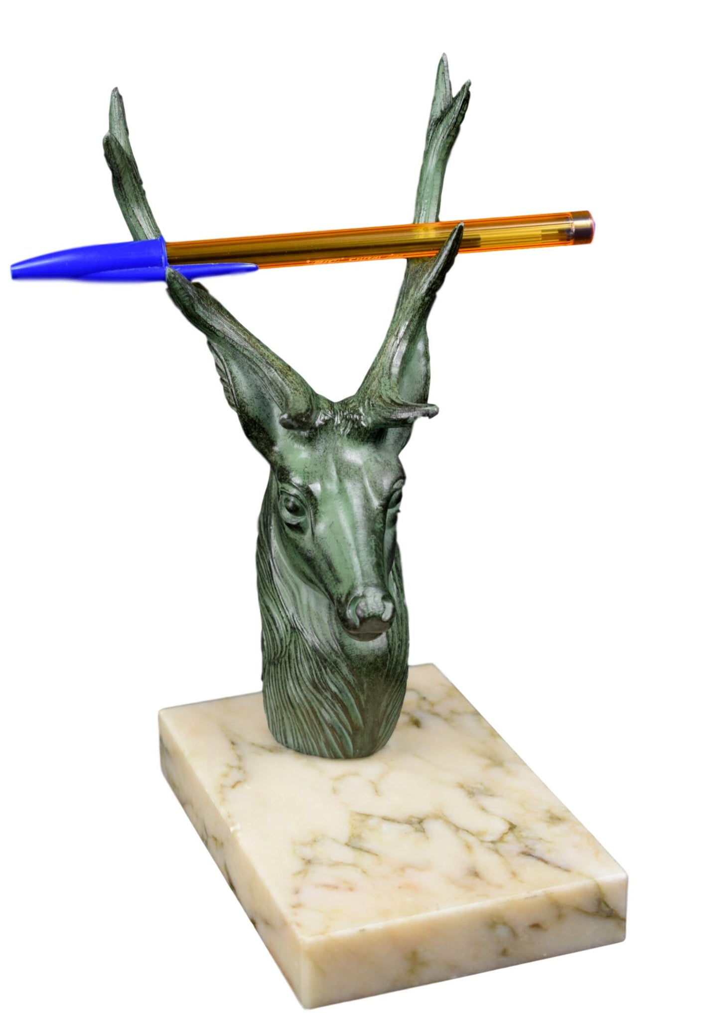 Stag Bookends - Charmantiques