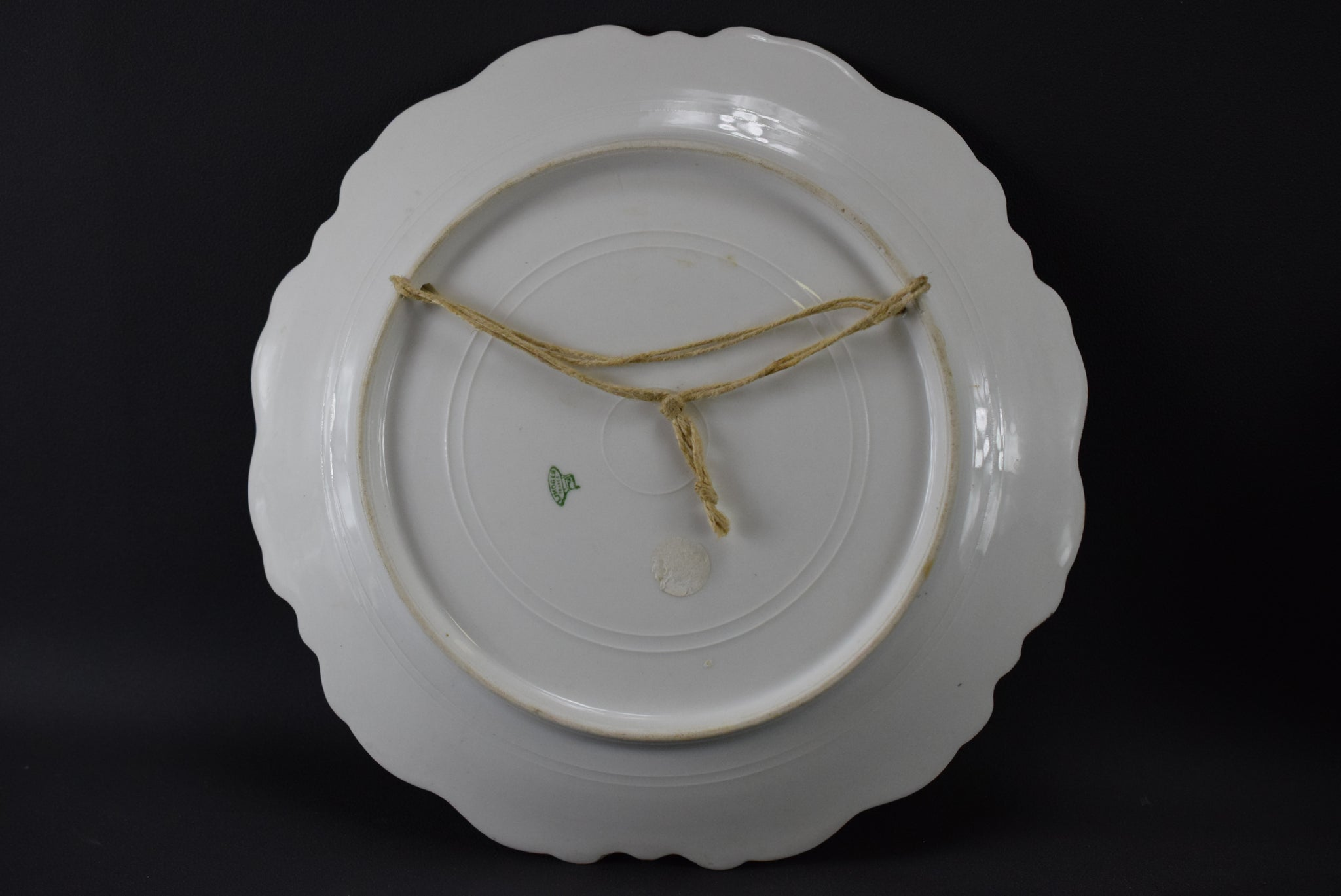Limoges Game Birds Plate