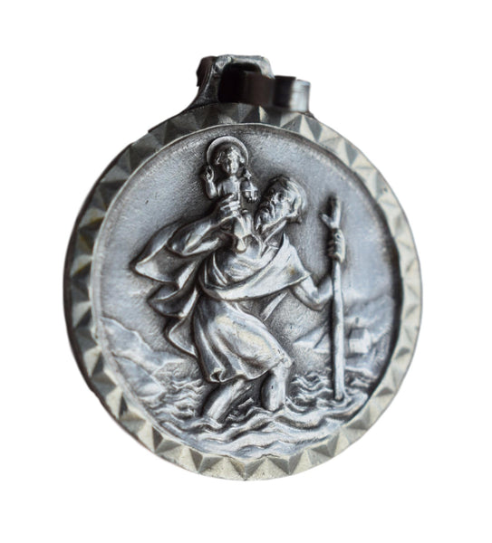St Christopher by Tschudin - Charmantiques