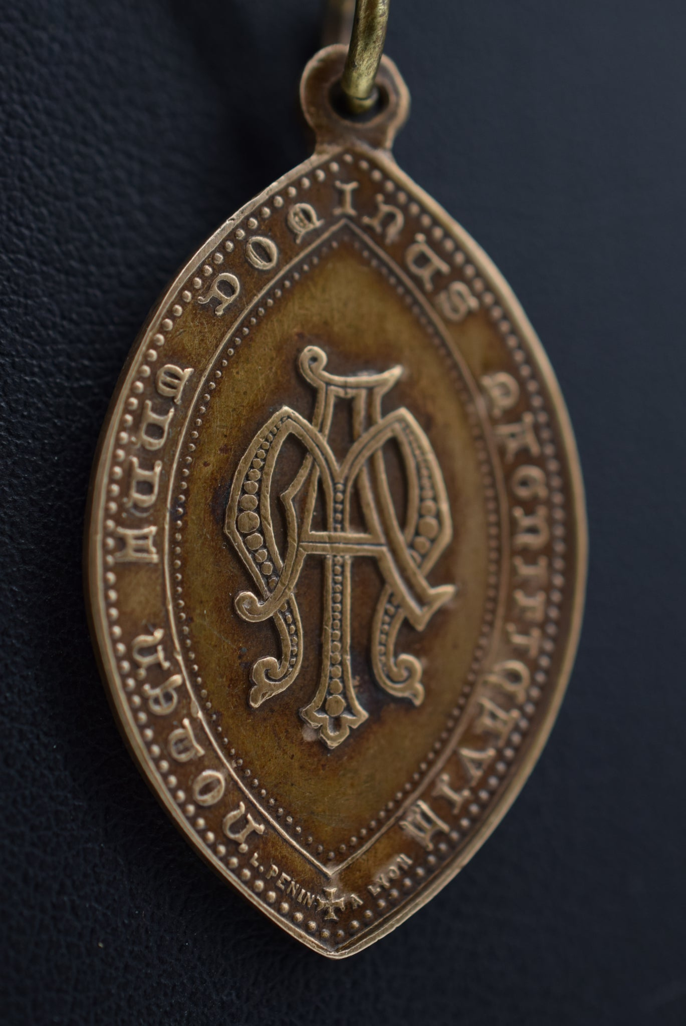Mary Immaculate Conception Medal by Ludovic Penin