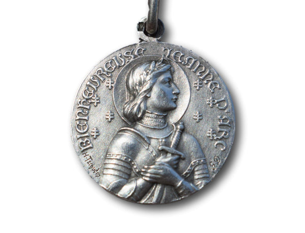 Saint Joan of Arc Medal - Charmantiques